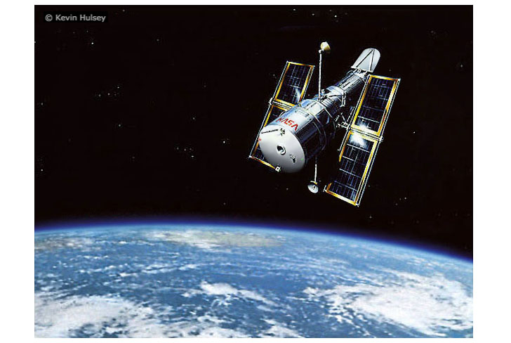 Who Created the Hubble Telescope - Pics about space