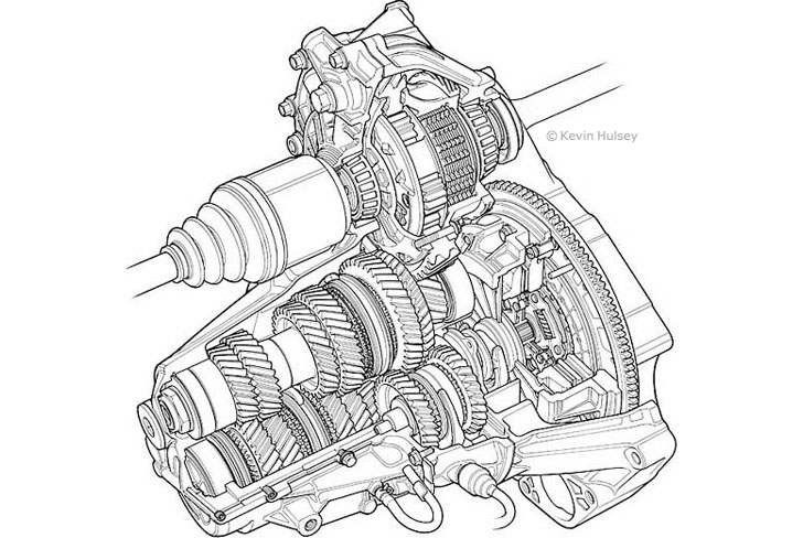 Car Transmission Vector Manual Car Transmission