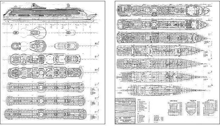 Cruise Ship Schematics | fitbudha.com