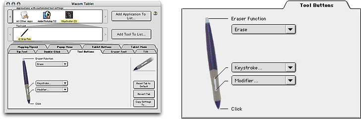 wacom pen tablet settings and preferences tutorial